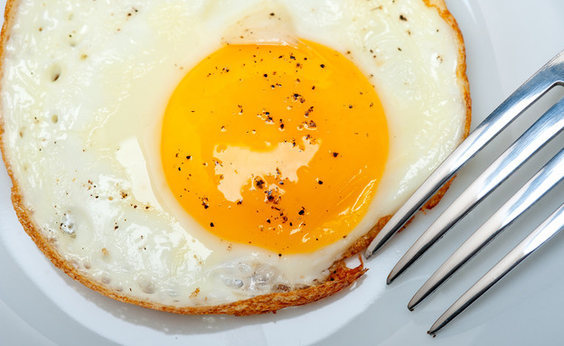 ביצת עין (צילום: shutterstock: keko64)