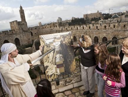 אירועי פסח לילדים 2015 - מוזיאון מגדל דוד