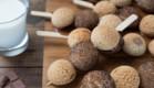פחזניות על מקל של שי וניצן (צילום: נמרוד סונדרס ,אוכל טוב)