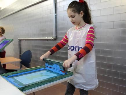 אירועי פסח לילדים 2015 - מוזיאון תל אביב
