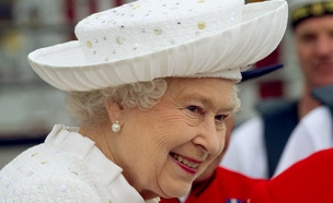 המלכה אליזבת' השנייה (צילום: רויטרס)