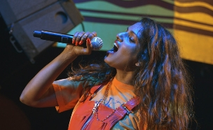 m.i.a (צילום: getty images ,getty images)