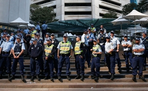 החשש: פיגוע ביום הזיכרון האוסטרלי. ארכיון (צילום: רויטרס)