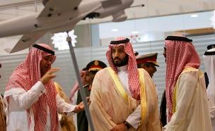 """""""נוכל לחיות גם ללא נפט"""". נסיך סעודיה (צילום: רויטרס)"""