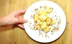 תראו מתכון - חטיפי קוקוס (צילום: יעל רפופורט ,אוכל טוב)