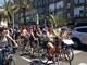 """צפו: """"מחאת האופנועים תהיה כסף קטן לעומתנו"""" (צילום: שירי בלומברג, חדשות 2)"""