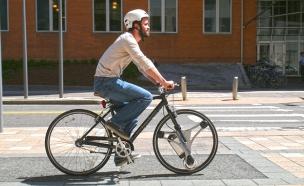 GeoOrbital Wheel, גלגל אופניים חשמלי