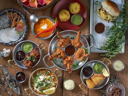 מה פאו מסעדה הודית אוכל הודי (צילום: אנטולי מיכאלו ,יחסי ציבור)