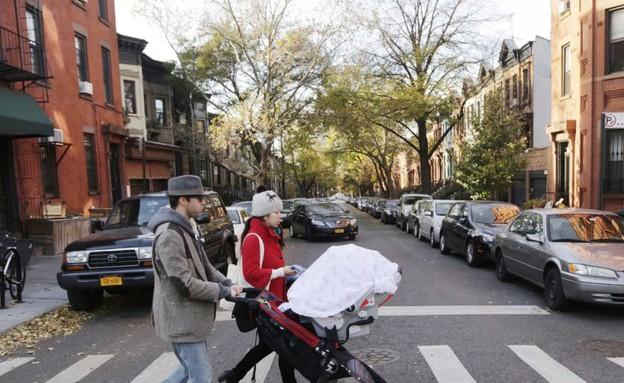 רובע ברוקלין בניו יורק (צילום: ap ,ap)