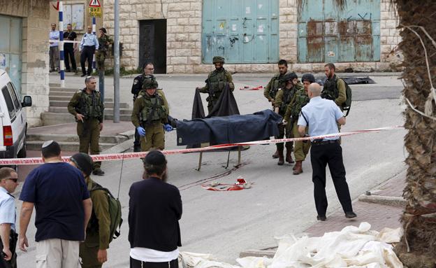 שלושה חיילים נפצעו באורח קשה וקל (צילום: רויטרס)
