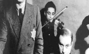 נח מארץ ישראל הגיע ישירות לתופת השואה