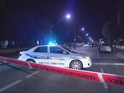 תאונת דרכים קשה בדרום הר חברון: אישה נהר (צילום: חדשות2)