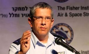 אלוף אמיר אשל, ארכיון (צילום: סיון פרג')