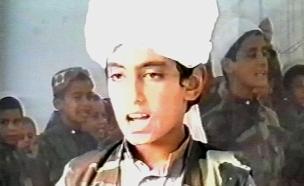 חמזה בן לאדן (צילום: dailymail)