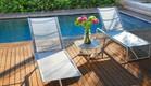 הסלון של הקיץ - ככה תרהטו את הגינה    צילום : יורם אשהיים