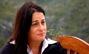 צפו בריאיון המלא עם רונה רמון (צילום: חדשות 2)