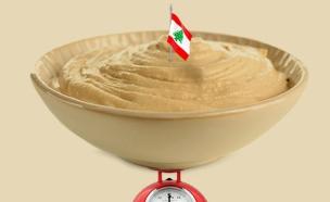 20 דברים שלא ידעתם על חומוס (אינפוגרפיקה: סטודיו mako ,אוכל טוב)