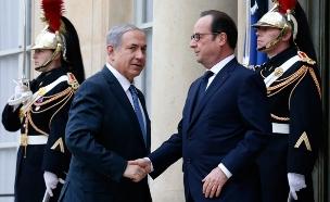 מכתב חריף לנשיא צרפת (צילום: רויטרס)