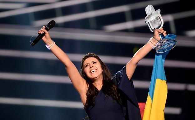ניצחון על רוסיה, לפחות בשירה