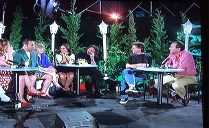 הלילה עם גבי גזית לייב (צילום: צילום מסך ,צילום מסך)