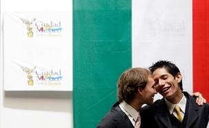 מקסיקו: נאפשר נישואים חד מיניים (צילום: רויטרס)
