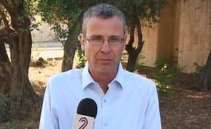 שר התיירות יריב לוין (צילום: חדשות 2)