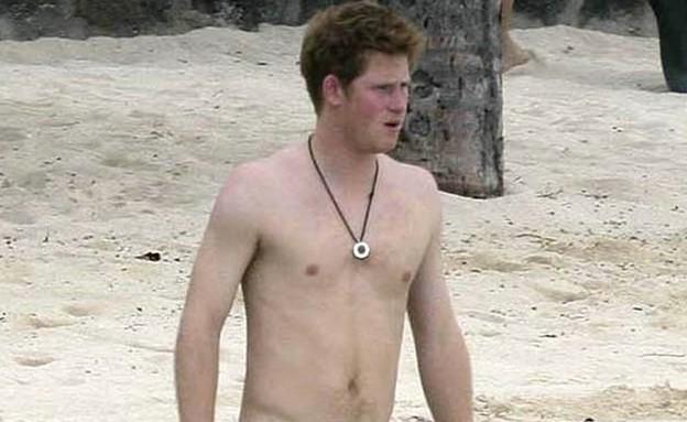 הנסיך הארי חושף