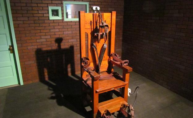 כיסא חשמלי (צילום: Barclay Nix, Flickr ,Flickr)