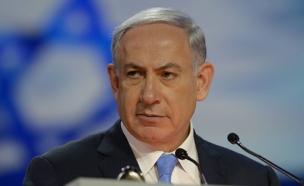 """נתניהו, ראש הממשלה, איפא""""ק (צילום: עמוס בן גרשום לע""""מ)"""