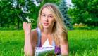 תלמידה סטונדטית (צילום: shutterstock ,מעריב לנוער)