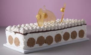 עוגת ביסקוויטים משודרגת (צילום: אפיק גבאי ,בייק אוף ישראל)