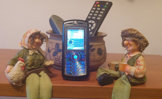 טכנולוגיות ישנות (צילום: אלעד בלובשטיין ,TGspot)
