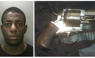 """השודד שנתפס לאחר שהופיע ב""""אנשים שאתה עשוי להכיר"""" (צילום: West Midlands Police)"""