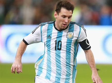 חדשות טובות לארגנטינה (GETTY)(ספורט 5)