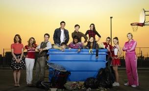 הקאסט של Glee (יח``צ: יחסי ציבור ,יחסי ציבור)