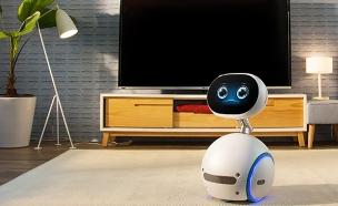 הרובוט הביתי Zenbo של אסוס
