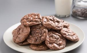 עוגיות שוקולד צ'יפס מושחתות (צילום: דרור עינב ,אוכל טוב)