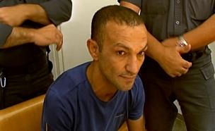 חשד: רצח אישה בשנתה - ונמלט (צילום: חדשות 2)