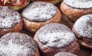 סופגניות פרג (צילום: אפיק גבאי ,בייק אוף ישראל)