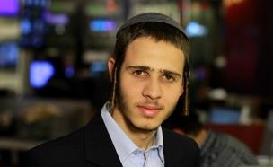 צפו: יאיר שרקי מפרשן את כהונת ליצמן (צילום: חדשות 2)