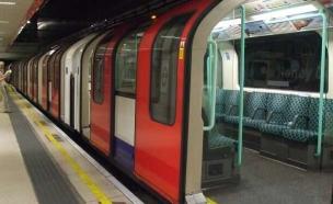 רכבת תחתית לונדון (צילום: wikimedia)