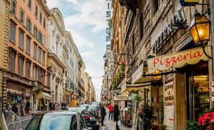 רחוב ברומא, איטליה (צילום: Alan Tan Photography, Shutterstock)