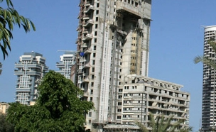 שיטה חדשה: בניין תוך מספר ימים (צילום: חדשות 2)