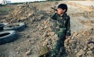 ילד האיומים של חמאס. צפו: