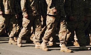 חיילים בריטיים אילוסטרציה (צילום: getty images)