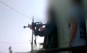 תיעוד: זה הנשק שיועד לטרור יהודי (צילום: חדשות 2)
