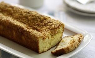 עוגת גבינת ריקוטה לימונית  (צילום: קרן אגם ,אוכל טוב)