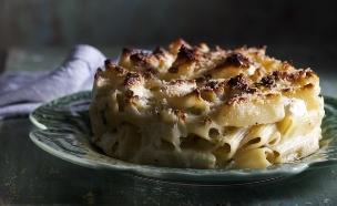 פיסטצ'יו גבינות וכרישה (צילום: צילום: דניאל לילה, סגנון: עמית פרבר ,מחלבות גד)