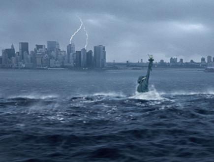 ניו יורק מוצפת