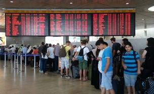 התנאים הקשוחים של חברות התעופה (צילום: עזרי עמרם, חדשות 2)